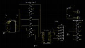 Display Driver schematic